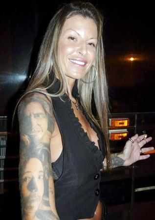 Tom Araya Tattoos